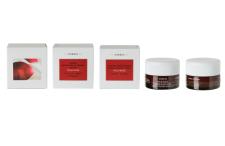 KORRES WILD ROSE - Ausstrahlung 24-Stunden-Feuchtigkeitscreme für normale und trockene Haut 40ml