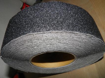 1 lfm Kara Grip Gewerbe HD Antirutsch Streifen außen Treppe Stufen grob/fein