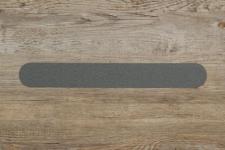 5 cm Holz Treppen Anti Rutsch Streifen +gummiert mittel grau+ verschiedene
