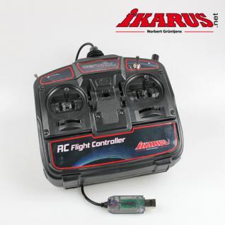 USB Flight Controller für aeroflyRC7