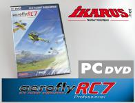 Modellflugsimulator aeroflyRC7 PROFESSIONAL (DVD für Windows)