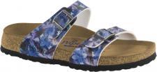 Papillio Sydney Damen Pantolette Caleidoscope blue Soft Birko-Flor
