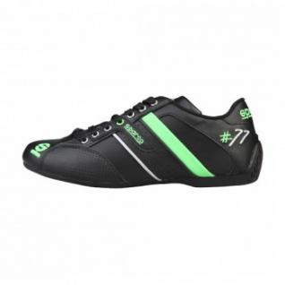 Sparco Time 77 schwarz - grün 45 - Vorschau 1