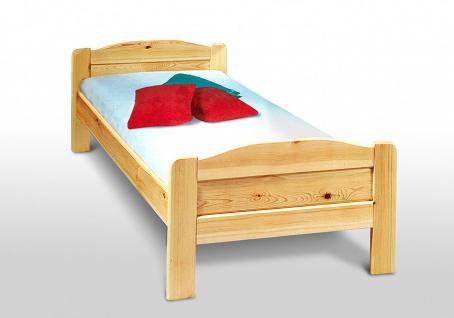 kiefer bett 90x200 g nstig online kaufen bei yatego. Black Bedroom Furniture Sets. Home Design Ideas