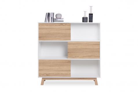 regal echtholz g nstig sicher kaufen bei yatego. Black Bedroom Furniture Sets. Home Design Ideas