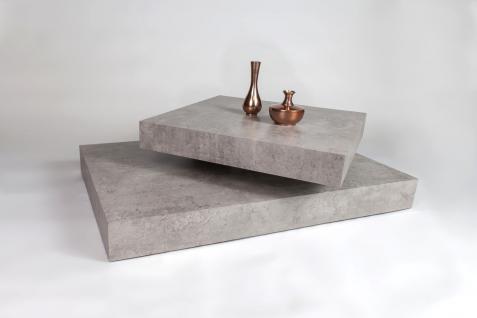 Couchtisch beton optik online bestellen bei yatego for Wohnzimmertisch bestellen