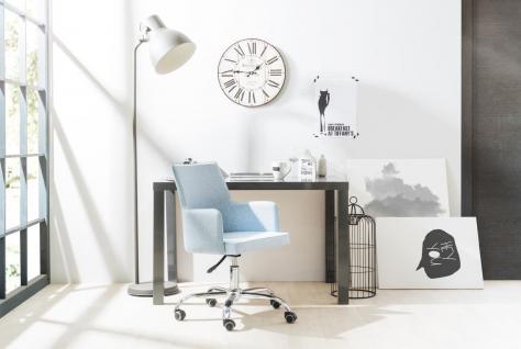 Schreibtisch grau g nstig online kaufen bei yatego for Schreibtisch hochglanz grau