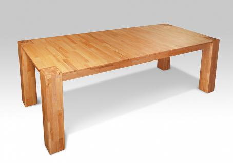 esstisch buche massiv online bestellen bei yatego. Black Bedroom Furniture Sets. Home Design Ideas