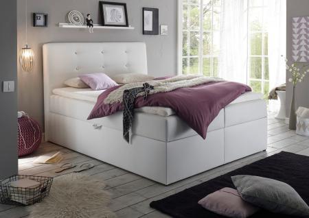bett 120x200 weiss g nstig online kaufen bei yatego. Black Bedroom Furniture Sets. Home Design Ideas