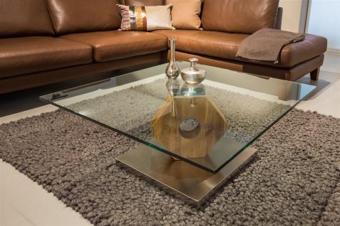 couchtisch edelstahl glas g nstig kaufen bei yatego. Black Bedroom Furniture Sets. Home Design Ideas