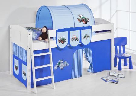 bett vorhang g nstig sicher kaufen bei yatego. Black Bedroom Furniture Sets. Home Design Ideas