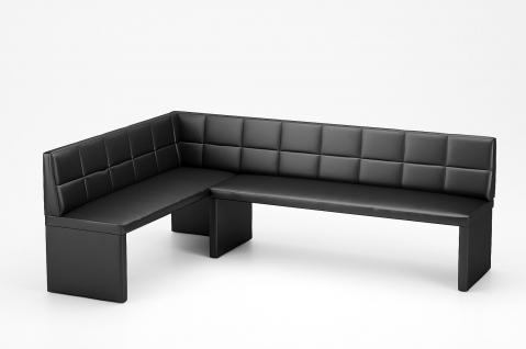 schwarz eckbank g nstig sicher kaufen bei yatego. Black Bedroom Furniture Sets. Home Design Ideas