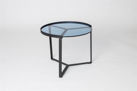 Beistelltisch couchtisch metall g nstig bei yatego for Couchtisch 50x50 glas