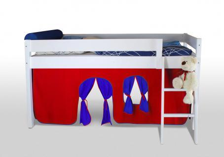 hochbett vorhangset online bestellen bei yatego. Black Bedroom Furniture Sets. Home Design Ideas