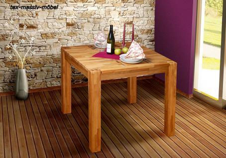 Tisch 80x80 g nstig sicher kaufen bei yatego for Esstisch eiche 80x80