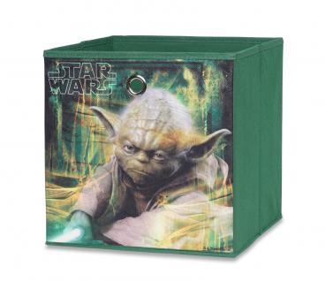 Faltbox Box - Star Wars / Nr.1 - 32 x 32 cm / 3er Set