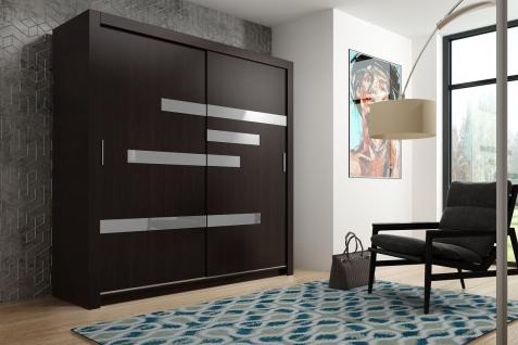 wenge kleiderschrank online bestellen bei yatego. Black Bedroom Furniture Sets. Home Design Ideas