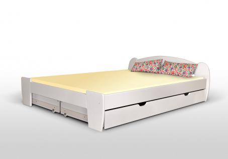 bett 90x200 wei g nstig sicher kaufen bei yatego. Black Bedroom Furniture Sets. Home Design Ideas