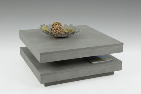 couchtisch beton optik online bestellen bei yatego. Black Bedroom Furniture Sets. Home Design Ideas