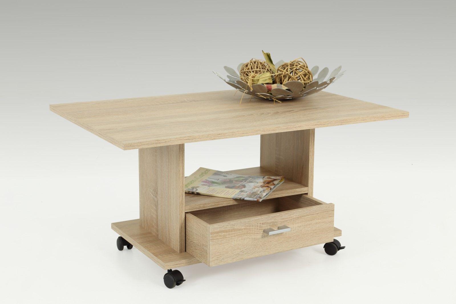 couchtisch eiche mit schublade kreative ideen f r ihr. Black Bedroom Furniture Sets. Home Design Ideas