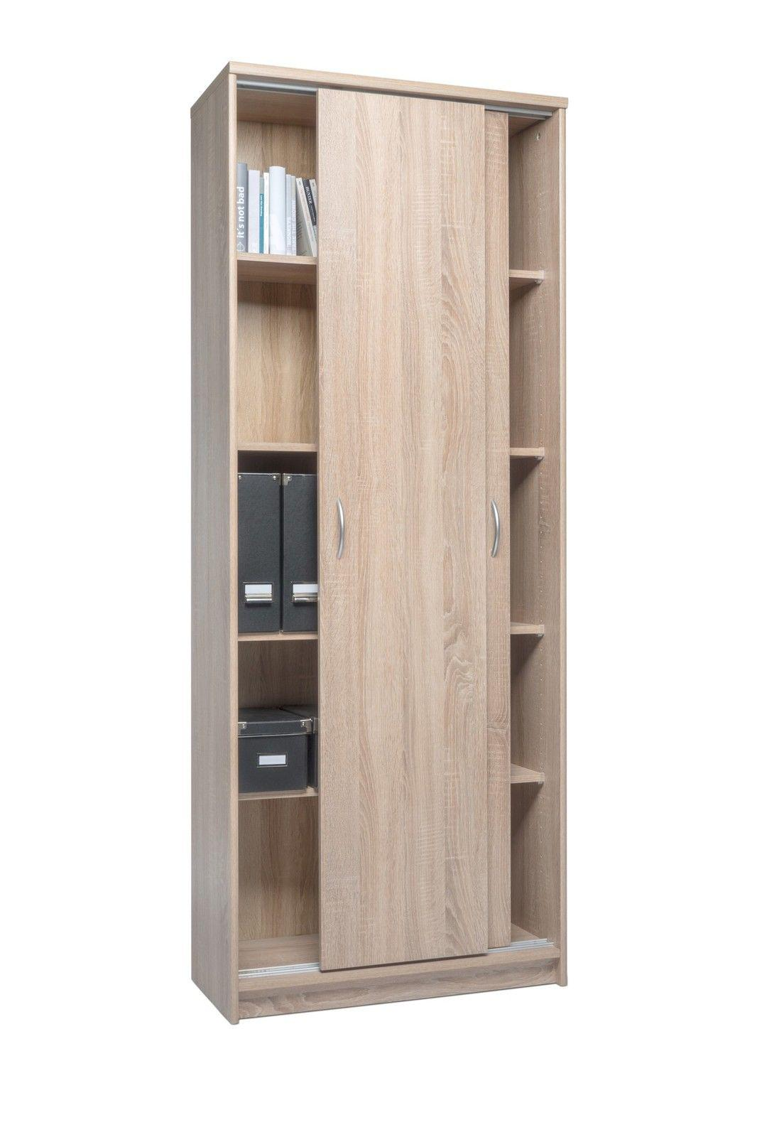 schrank schiebet renschrank bonn 14 74x188 cm dekor. Black Bedroom Furniture Sets. Home Design Ideas