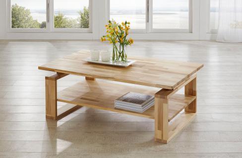 Tisch 80 120 g nstig sicher kaufen bei yatego for Couchtisch echtholz eiche