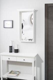 spiegel landhausstil wei g nstig kaufen bei yatego. Black Bedroom Furniture Sets. Home Design Ideas