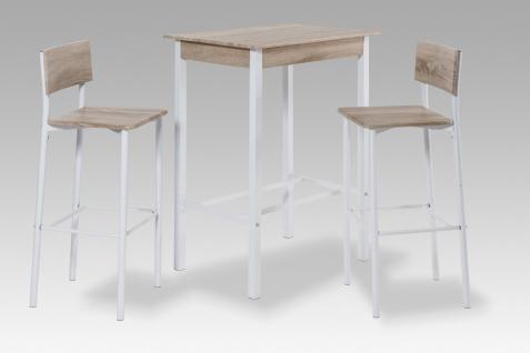 Barhocker und tisch set bestseller shop f r m bel und for Barhocker set mit tisch