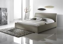 Polsterbett Bett Doppelbett Tagesbett - COSIMO 2 - 140x200 cm Muddy