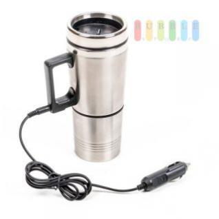 Elektrischer Kaffeebecher ALL Ride Edelstahl, 0, 5 L, 12V