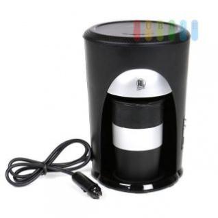 Kaffeepadmaschine ALL Ride für 1 Tasse, mit Befestigungsmaterial, 12V/170W