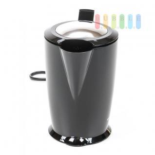 Wasserkocher Grundig 1, 3 L, schwarz, Edelstahl-Heizelement, 12V/170W