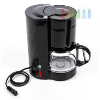 Kaffeemaschine ALL Ride für 10-12 Tassen mit Befestigungsmaterial, 24V/300W