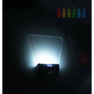 Nachtlicht von Grundig mit Dämmerungssensor mit 1 LED, 0, 6W, weiß