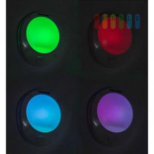 Nachtlicht von Grundig mit Ein- /-Ausschalter, sanfter Farbwechsel, 1 LED, 0, 6W, weiß