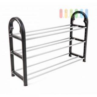 schuhregal metall g nstig online kaufen bei yatego. Black Bedroom Furniture Sets. Home Design Ideas