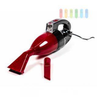 Handstaubsauger ALL Ride mit 2 Düsen und flexibler Verlängerung, beutellos, beleuchtet, 12V/60W