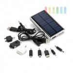 Solar-Akkuladegerät, USB-Buchse, 5, 5V/100mA