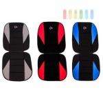 Sitzpolster Dunlop unversell, komfortabel, posterschonend, leichte Montage, lieferbar in den Farben Grau, Rot oder Blau