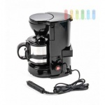 Kaffeemaschine ALL Ride mit Transportsicherung, Wand-Halterung und Dauerfilter, 0, 5 l, 24V/300W