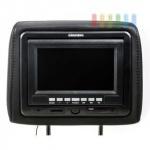 PKW-Kopfstütze Grundig, integrierter DVD-Player, 7-Zoll-Monitor, einstellbar von 11 bis 19, 7 cm