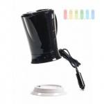 Wasserkocher von ALL Ride mit Halter, Volumen 0, 2 bis 0, 6 Liter, schwarz, 24V/250W