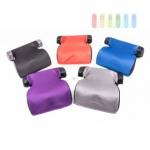 Kindersitzerhöhung ALL Ride Techno entspricht EU-Norm ECE 44/04 2928 (E20), von 15 bis 36 kg, lieferbar in den Farben Schwarz, Rot, Blau, Lila oder Grau