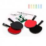 Tischtennis-Set in Tasche von Slazenger, 4 Schläger, 4 Bälle, 1 Netzgarnitur, mobil, 10-teilig