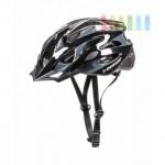 MTB-Fahrradhelm Dunlop für Radfahrer, Skater, Eisläufer und Skateboarder, entspricht DIN EN 1078, lieferbar in den Größen S, M und L, in schwarz