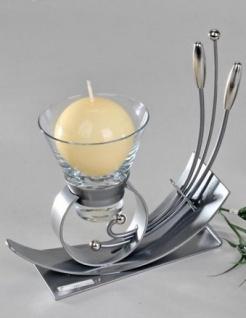 teelichthalter metall glas online kaufen bei yatego. Black Bedroom Furniture Sets. Home Design Ideas