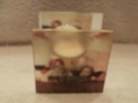 Teelichthalter Engel für 1 Teelicht