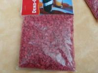 500 Gramm Dekogranulat-grob-rot