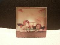 Teelichthalter-Engel-für 1 Teelicht 12 cm
