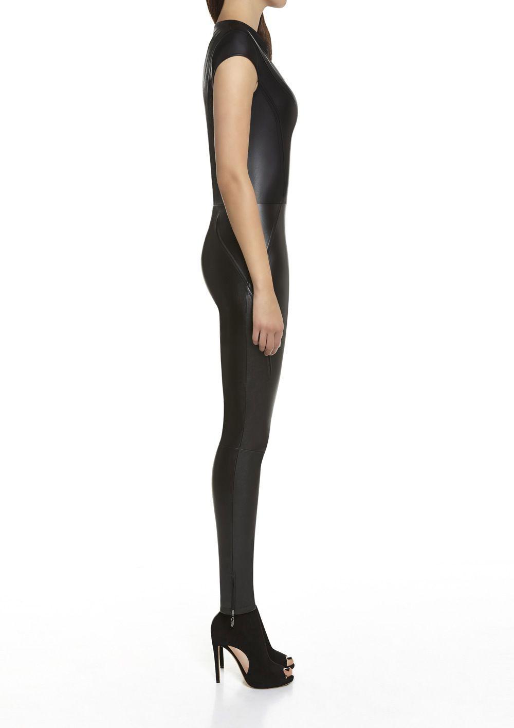 jumpsuit catsuit top leggings overall kunstleder figur. Black Bedroom Furniture Sets. Home Design Ideas